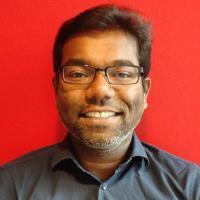 Billede af Arun Thiruvalluvan